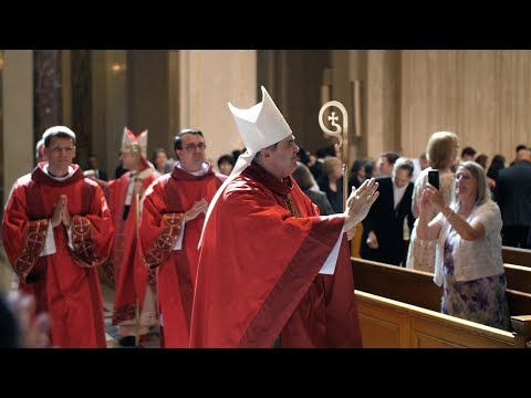 The Ordaining Of Michael W. Fisher | Auxiliary Bishop Of Washington