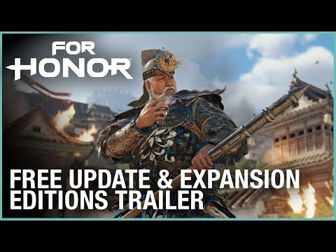For Honor: Marching Fire Free Update & Expansion Editions | Trailer | Ubisoft [NA]