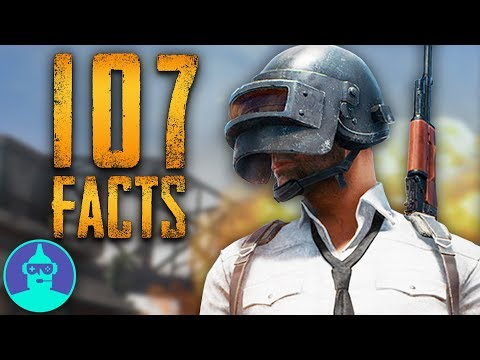 107 PUBG Facts YOU Should Know | The Leaderboard