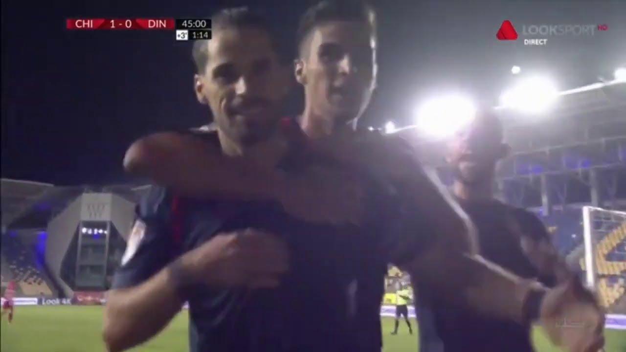 Goool Daniel Florea! Chindia o conduce pe Dinamo