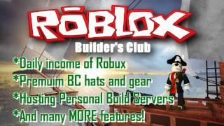 ROBLOX BC Commercial