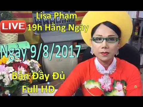 Khai Dân Trí - Lisa Phạm Ngày 9/8/2017 Quân khu 5 thay thế toàn tình báo hoa nam tàu cộng