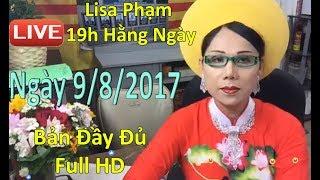 Khai Dân Trí - Lisa Phạm Ngày 9/8/2017 Quân khu 5 thay thế toàn tìn...