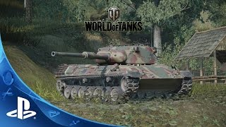 World of Tanks - Wolfpack Update Trailer | PS4