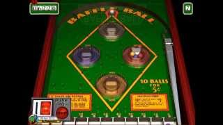 Microsoft Pinball Arcade (1998, PC) - 1 of 7: Baffle Ball (7610)[720p]