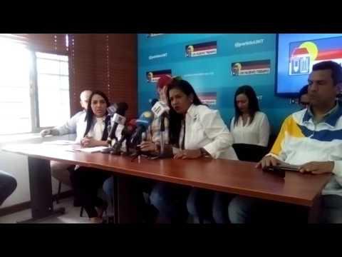 """Rosiris Toro, Sec. Gral. UNT-Miranda: """"Cada vez que se valida un partido es una derrota al gobierno"""""""