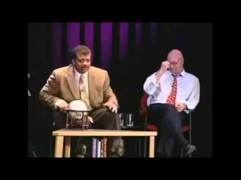 Best Explanation Ever!  To A Fascinatingly Disturbing Thought!  Dr.Neil DeGrasse Tyson