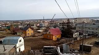 Республика Саха (Якутия) Усть - Алданский улус село Борогонцы. Осень - 2020