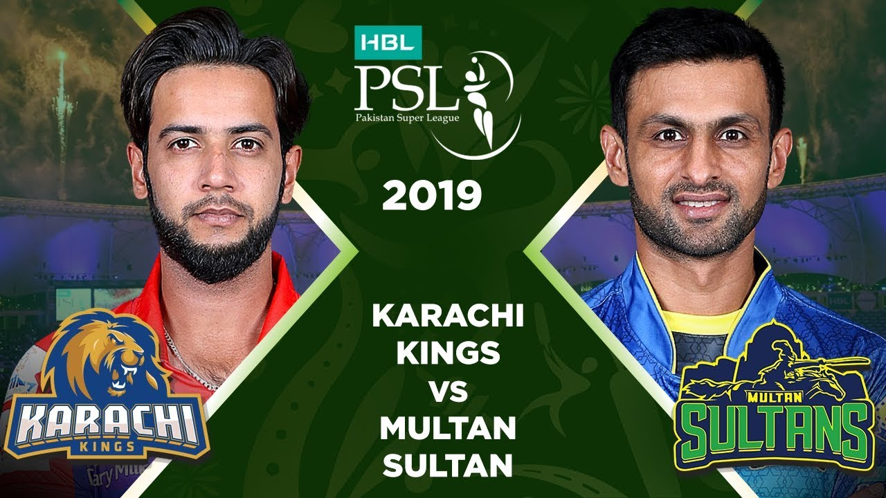 Match 2: Full Match Highlights Karachi Kings v Multan Sultan | HBL PSL 4 | 2019
