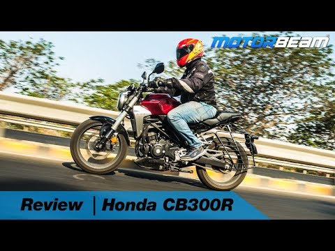 Honda CB300R Review - Best 300cc Street-Fighter? | MotorBeam