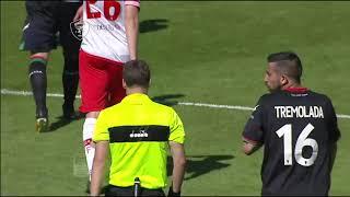 Perugia-Ternana 2-3, la sintesi