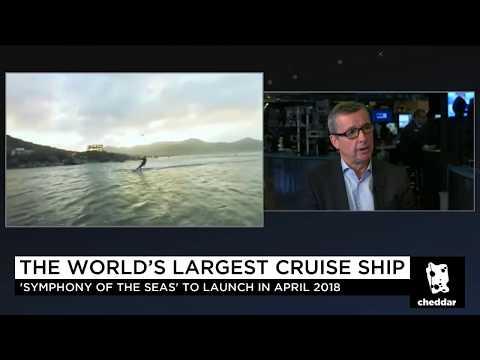 Royal Caribbean CEO hints at new feature coming