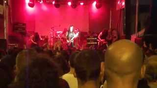 """Fathers of Death Metal Morbid Angel playing """"fall from grace"""" @ Mar..."""