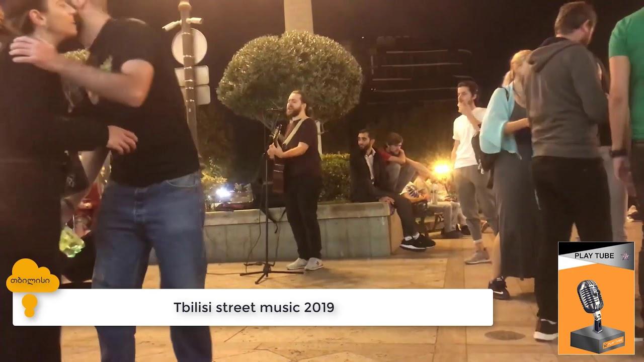 Tbilisi street music 2019