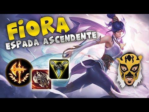 SIEMPRE AL TOP - Fiora - Espada Ascendente - FeR Plays - LEAGUE OF LEGENDS - S8 thumbnail