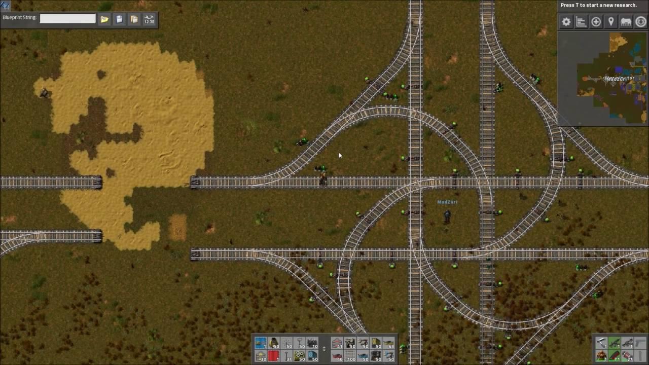 Factorio Workshop - Building A Better Factory :: Xantaxia's Rail ...