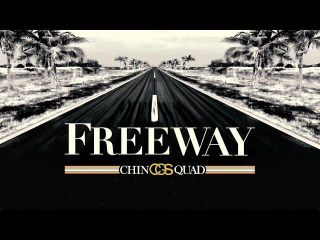CHING G SQUAD -【FREEWAY】Official Lyric Video (婁峻碩SHOU,ChrisFlow唐仲彣,高爾宣OSN,RĒD°芮德)
