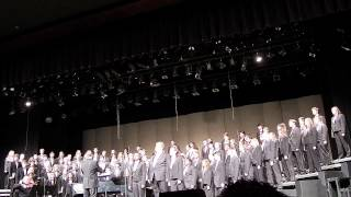 Video Oh Holy Night- Clover High School Choraliers download MP3, 3GP, MP4, WEBM, AVI, FLV Oktober 2018