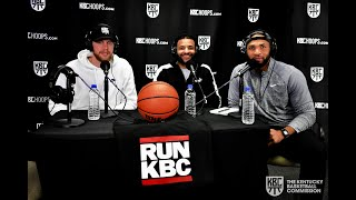 KBC Hoops Podcast | 03. Faith Over Fear (feat Chris Lofton) FULL EPISODE