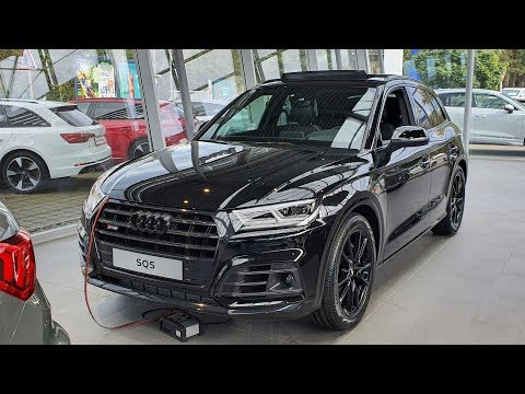 2020 Audi SQ5 TDI Tiptronic 8-stufig | -[Audi.view]-