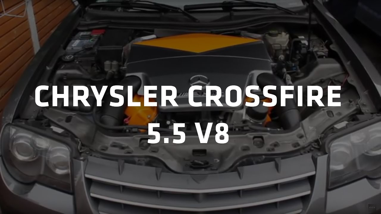 Flateriks Chrysler Crossfire V8 5 5 Amg Sound