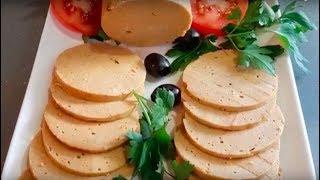 Salami ou  mortadelle fait maison sans colorant alimentaire