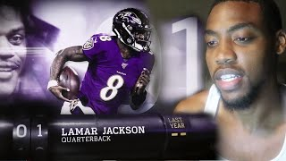 Reacting to #1 Laṁar Jackson | Top 100 NFL Players of 2020