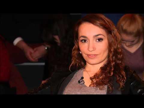 Zana Ramadani im Interview im Wiener Akademikerbund mit Mag. Christian Zeitz