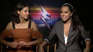 Naomi Scott & Becky G: We Didn't Have Many Friends In High School.