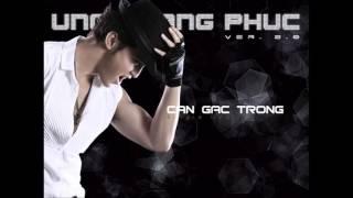 Căn Gác Trống guitar demo tab - Ưng Hoàng Phúc