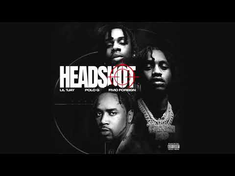 Lil Tjay - Headshot (feat. Polo G u0026 Fivio Foreign) (Official Audio)