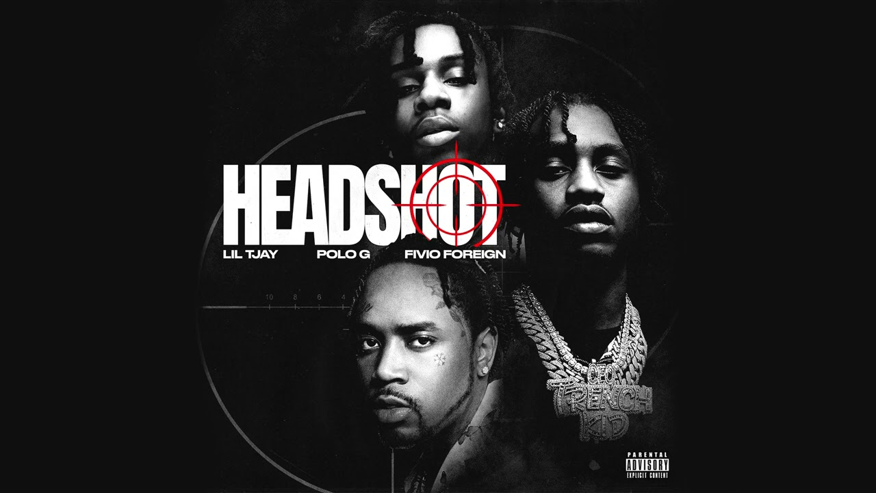 Download Lil Tjay - Headshot (feat. Polo G & Fivio Foreign) (Official Audio)
