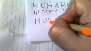 Mathematik und Islam: Ein Wunder und ein Zeichen von ALLAH.