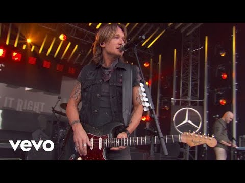 Keith Urban - Coming Home (Live From Jimmy Kimmel Live!)
