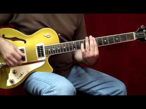 "How to Play ""Gimme Shelter"" by The Rolling Stones on Guitar - Lesson Excerpt"