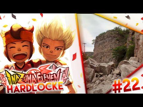 Inazuma Eleven DS HARDLOCKE Ep.22 | ME BLOQUEAN EL CAMINO