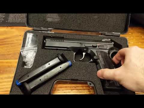 Patreon First Look: CZ Shadow 2
