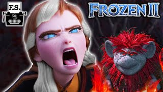 What If Anna Was The Villain In Frozen 2?