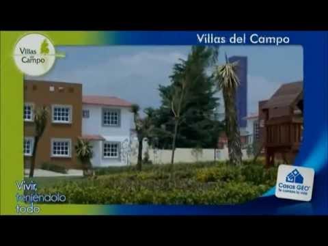 Casas geo residenciales entoluca villas del campo youtube for Villas del campo