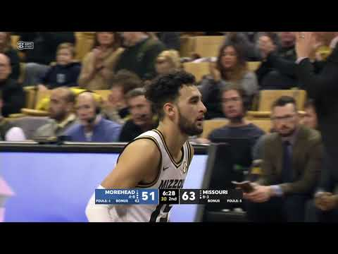 HIGHLIGHTS: Mizzou Hoops Wins 6th Straight