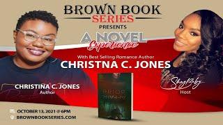 Christina C. Jones~ Award Winning Author |S2 EP 24