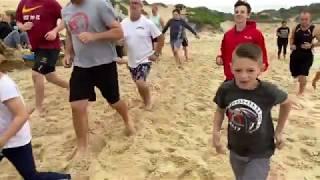 BBMA Beach Training Day