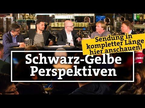 """Schwarz-Gelbe Perspektiven   """"1953 – Der Dresdner Fußball-Talk""""   13. März 2017"""