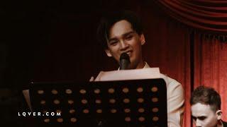 Anh Ơi Ở Lại - Chi Pu | Nguyễn Trần Trung Quân LIVE COVER | Chợ Gạo Bar