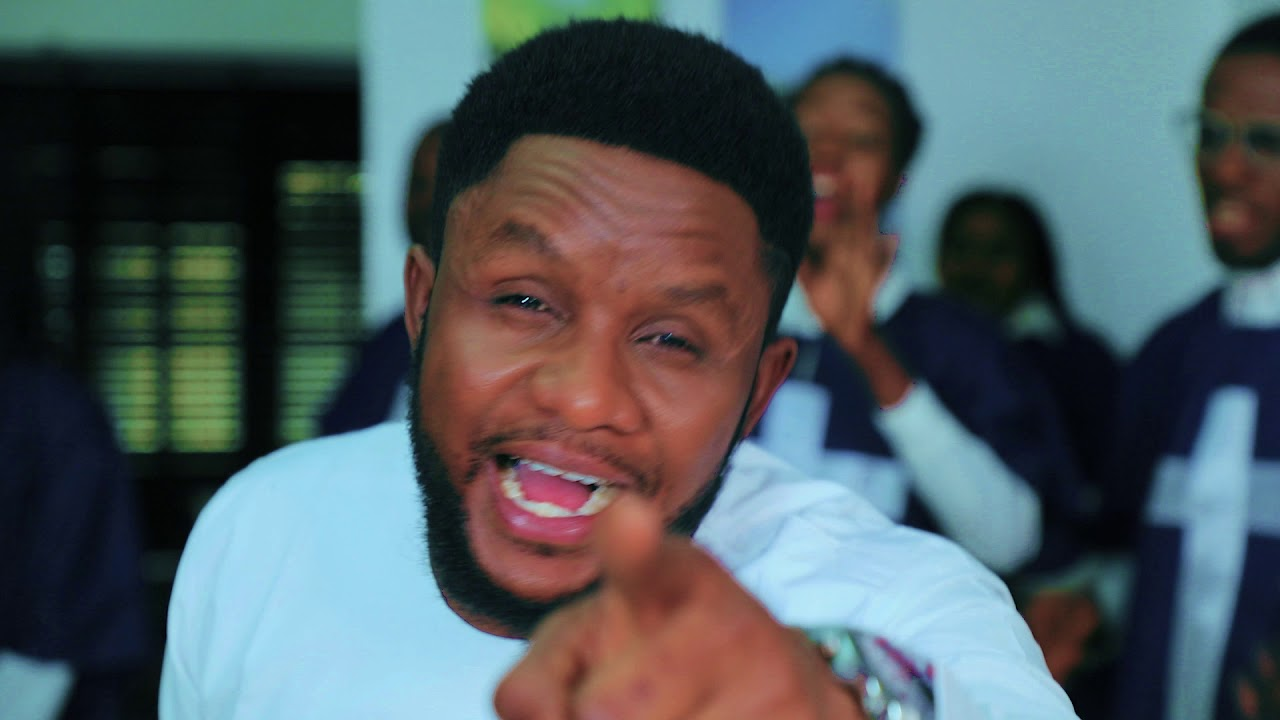 Download CONSUMING FIRE - JIMMY D PSALMIST (OFFICIAL VIDEO)