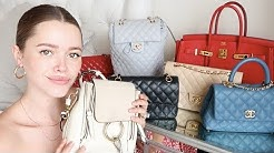 MY DESIGNER HANDBAG COLLECTION | Chanel, Hermès, Chloe