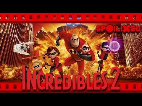 Spoilเหรอ : The Incredibles 2 รวมเหล่ายอดคนพิทักษ์โลก 2 ดีต่อใจกันทั้งครอบครัว