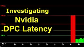 Nvidia's Pascal DPC Latency Investigated.