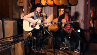 "ZZ Ward ""Last Love Song"" At: Guitar Center"