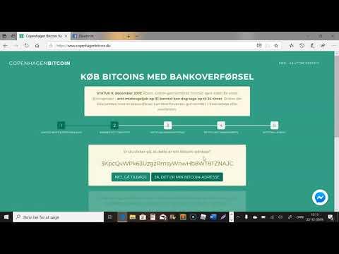 Hvordan Køber Man Bitcoins Fra Copenhagenbitcoin.dk